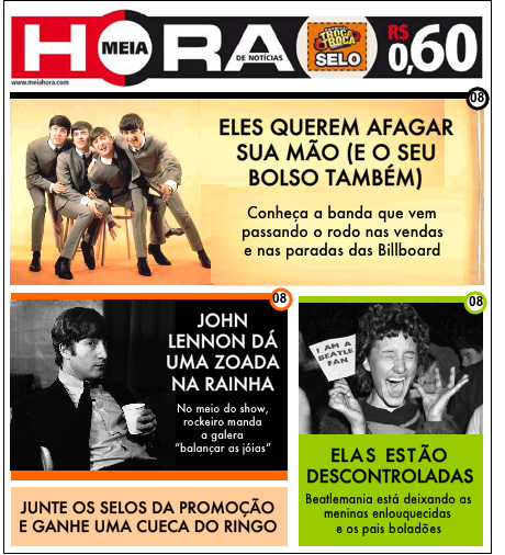 Beatles Meia-Hora